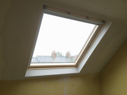 Replacement VELUX Install