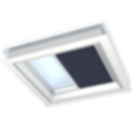 VELUX Flat Roof Light Dimming Blind Oxford