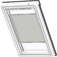 VELUX Pleated Blind - Classic Sand 1259