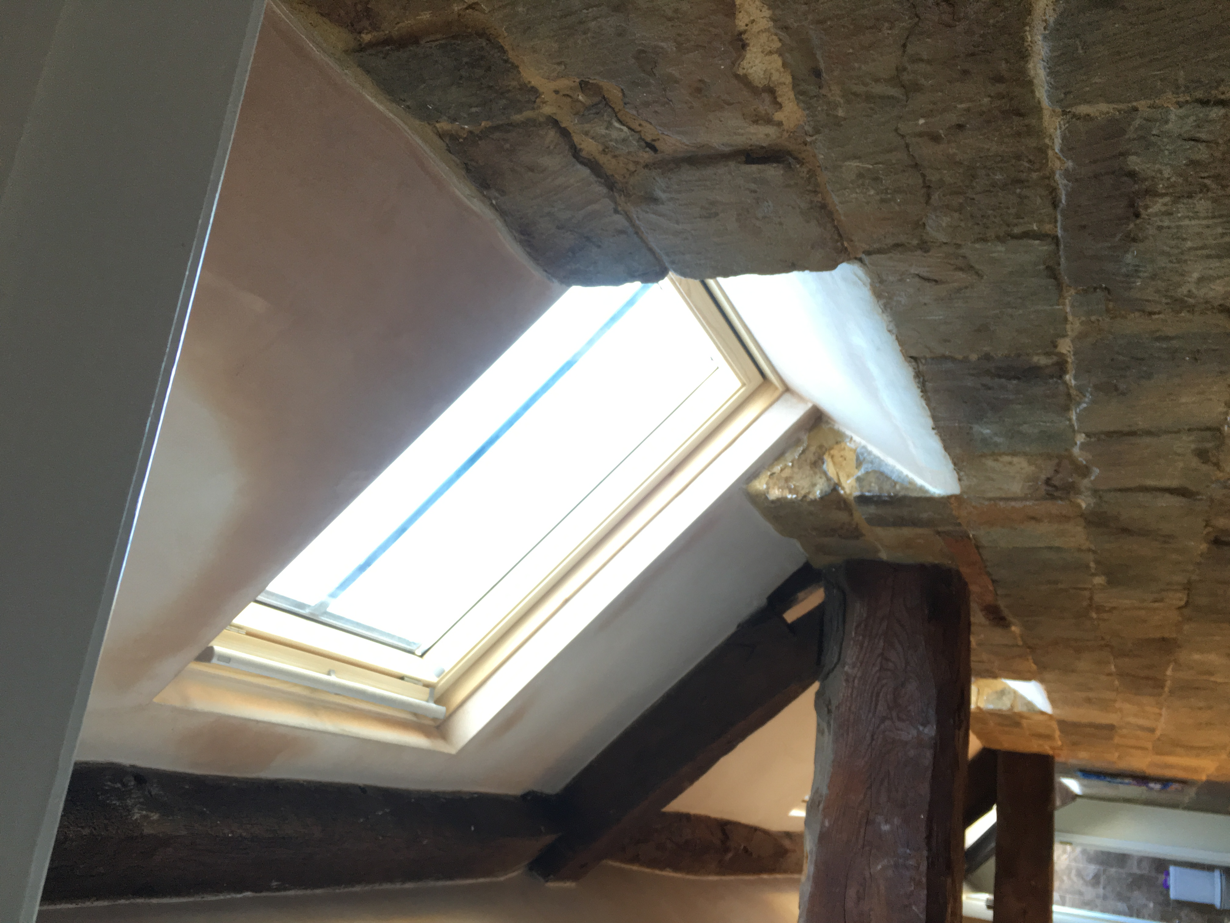 Conservation VELUX Install