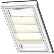 VELUX Roman Blind - Delicious Cream 6503