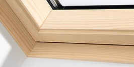 VELUX Clear Lacquered Pine - Oxford