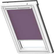 VELUX Roller Blind - Dark Purple 4157