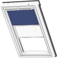 VELUX Duo Blind - Blue / White - 2055/1016