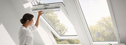 Velux Centre Pivot Windows Oxfordshire