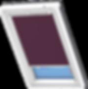 VELUX Blackout Blind - Dark Purple 4561