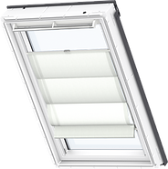 VELUX Roman Blind - Delicious Grey 6510