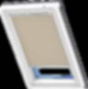 VELUX Roller Blind - Sand 4155