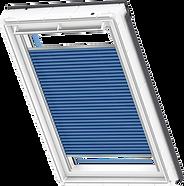 VELUX Blackout Energy Blind - Blue 1156
