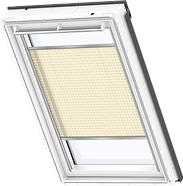 VELUX Pleated Blind - Sunny Stripes 1270