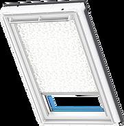VELUX Roller Blind - Minimalist Pattern 4156