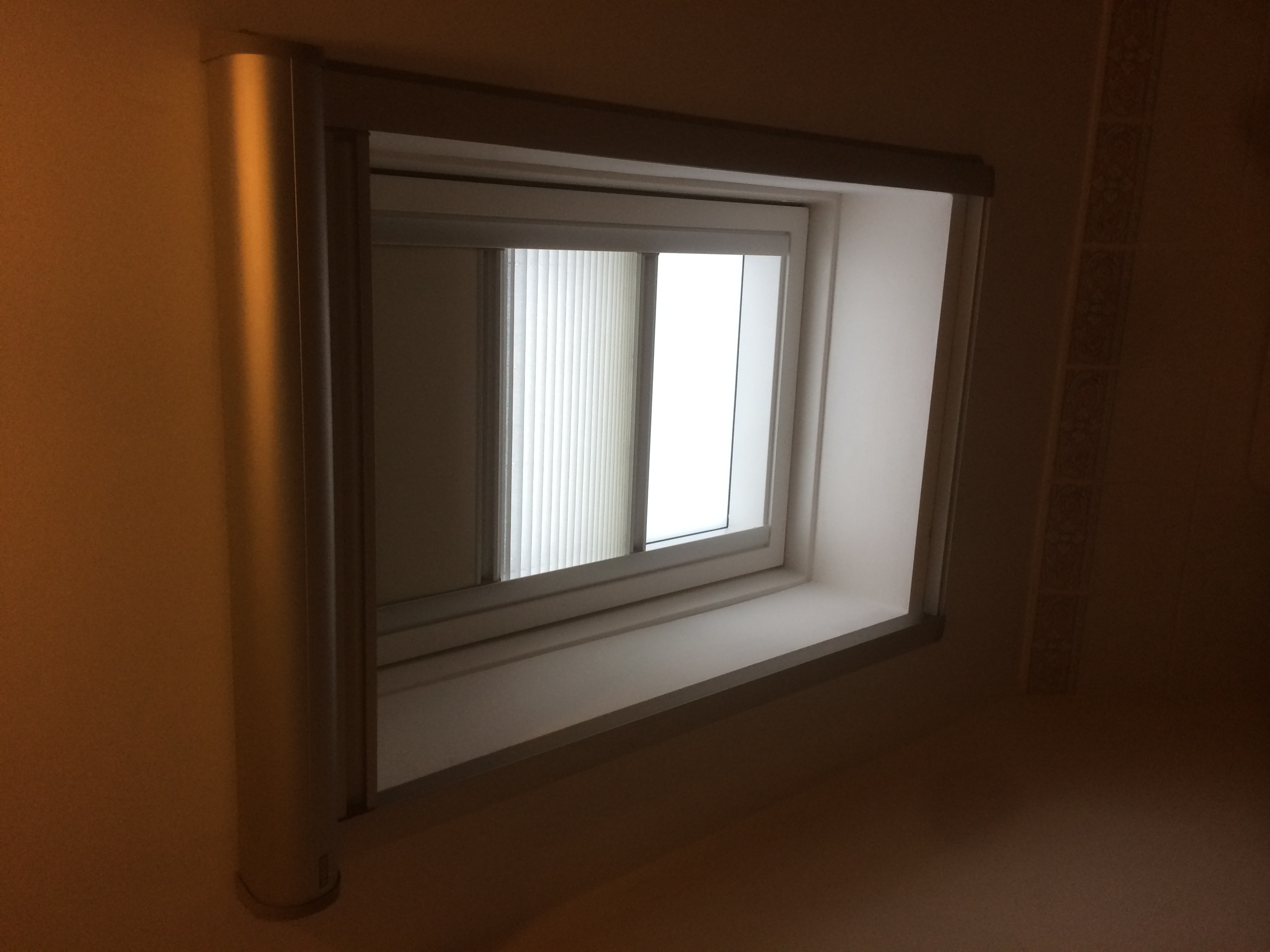 VELUX Insect Screen Install