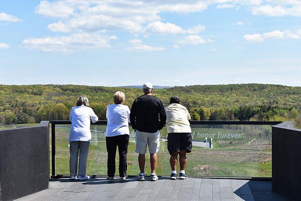 Flight 93 Observation Deck.JPG