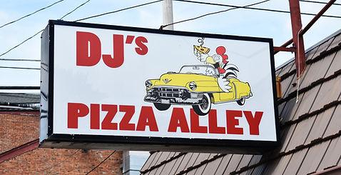 DJs Pizza Alley Sign.JPG