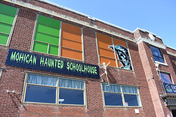 Mohican Haunted School House Perrysville