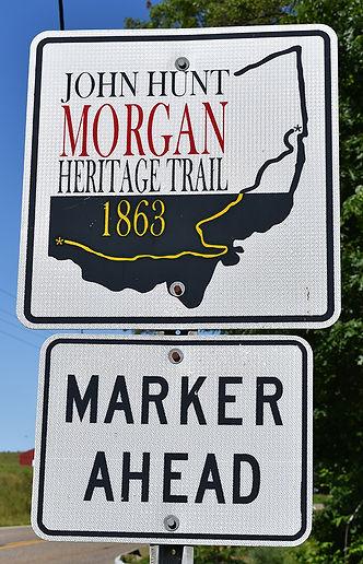 John Hunt Morgan Heritage Trail Salinevi