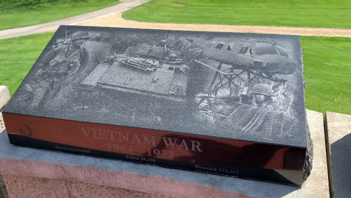 New Addition at the West Milton Veterans Memorial