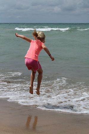 Indiana Dunes Beach Penny Jumping.jpg