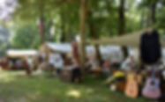 Fort Rowdy Gathering Campers with Sale I