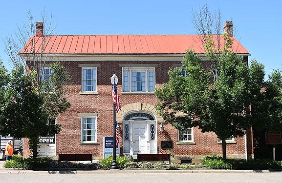 Carrollton McCook House Civil War Museum