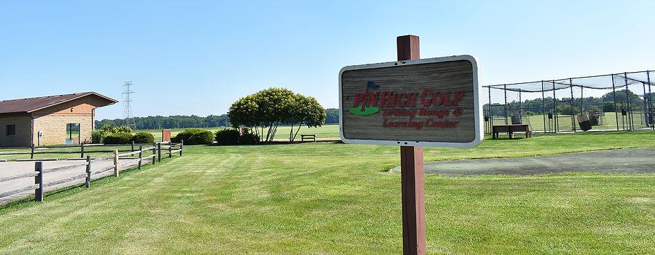 Pin High Golf Sign.JPG