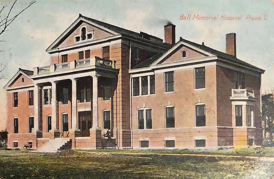 Ball Memorial Hospital Piqua Judy Deeter