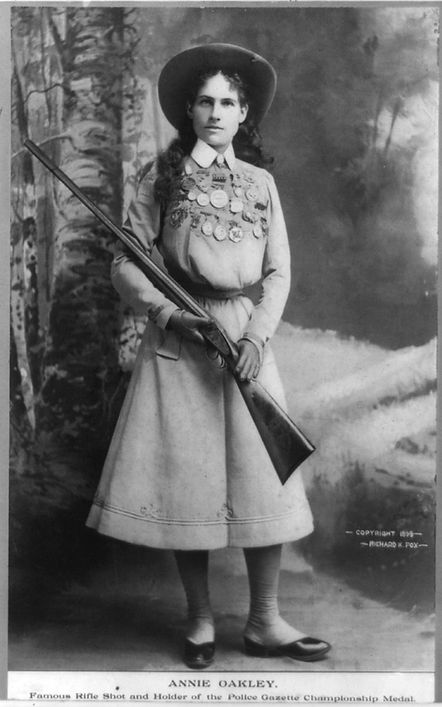 Annie Oakley Public Domain Picture 2.jpg