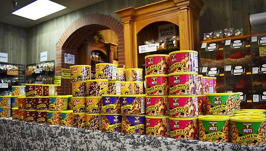 Trophy Nut Factory Store Nut Display.JPG