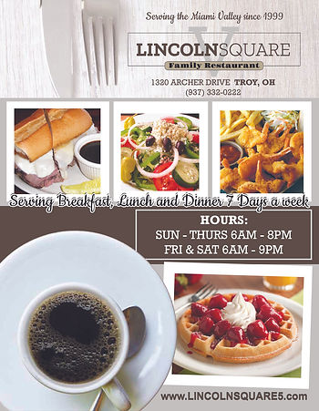 Lincoln Square Full Page Spring 2021 Ad.
