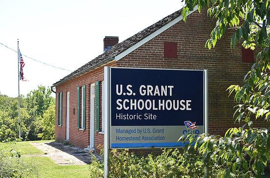 Grants Schoolhouse in Georgetown.JPG