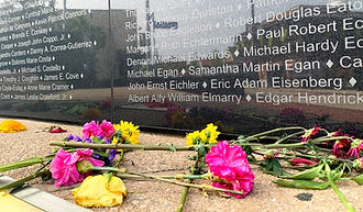Names on the Wall with Flowers in Hilliard.jpg
