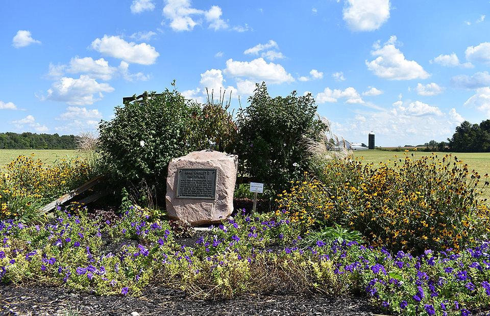 Annie Oakley Birthplace Marker 2.JPG