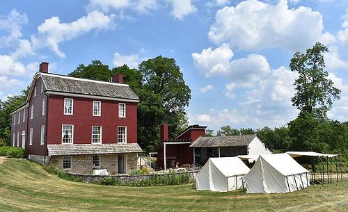 History Alive at Johnston Farm Piqua - 5