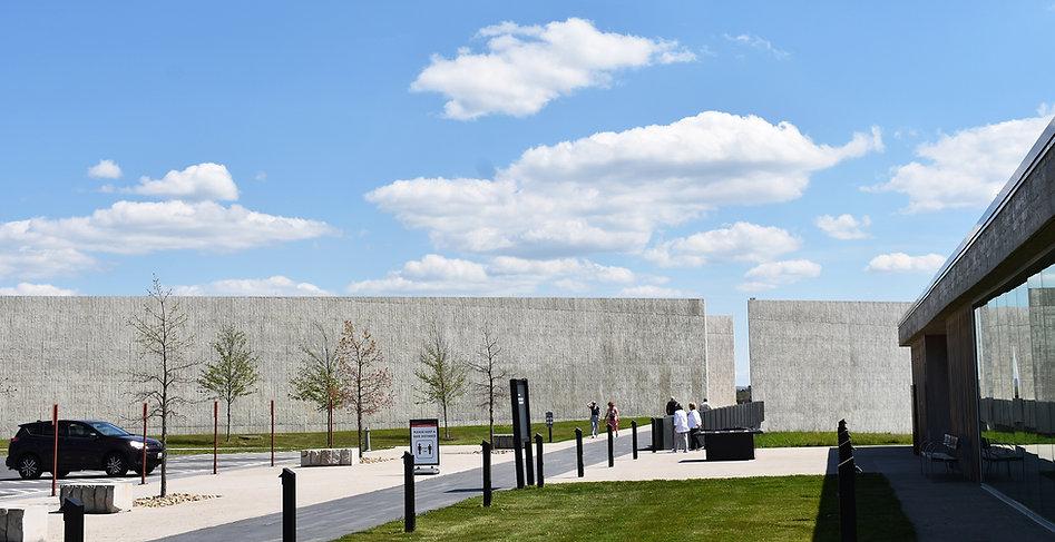 Flight 93 Vist Center Wall.JPG