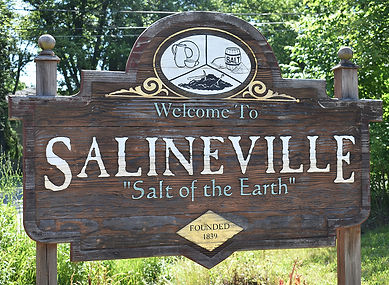 Salineville Salt of the Earth Sign Route