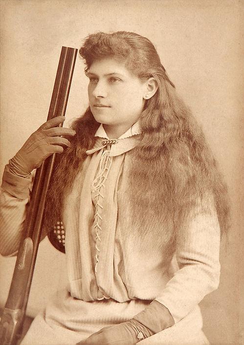 Annie Oakley Public Domain Picture .jpg