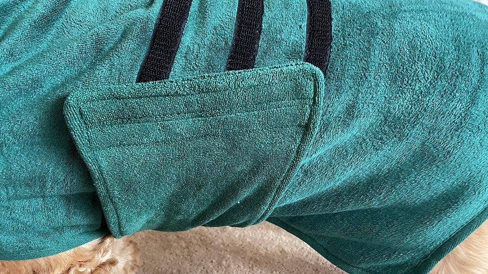 Premium Dog Drying Coat, Bathrobe