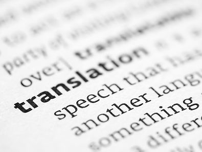 Certified Translation, Revision & Proofreading