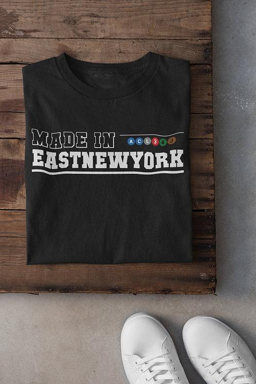 Mens Black MIENY T-shirt