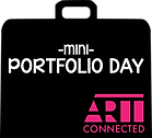 Mini Portfolio Day Logo Art connected.pn