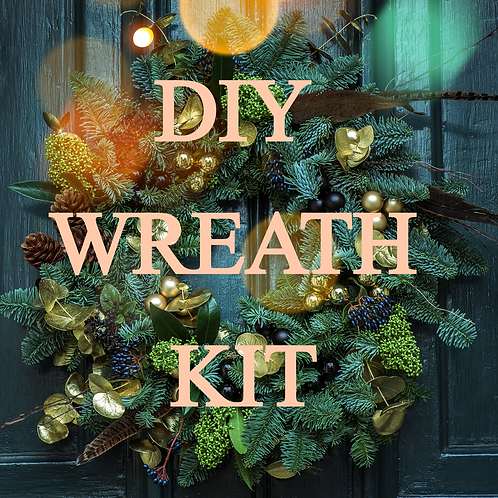 DIY Wreath Kit