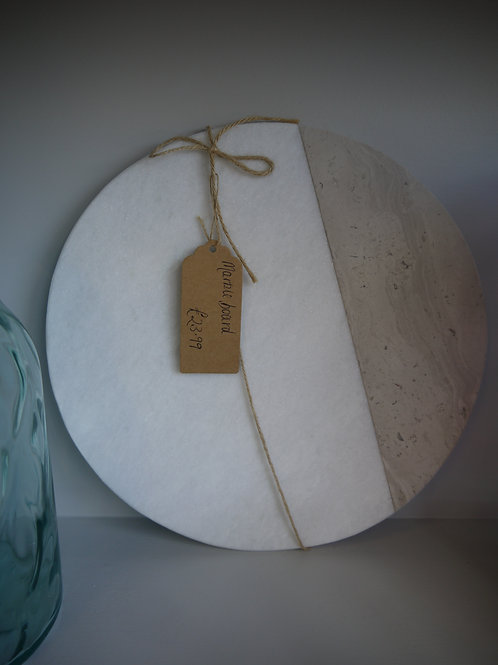 Marble Cheese Chopping Board