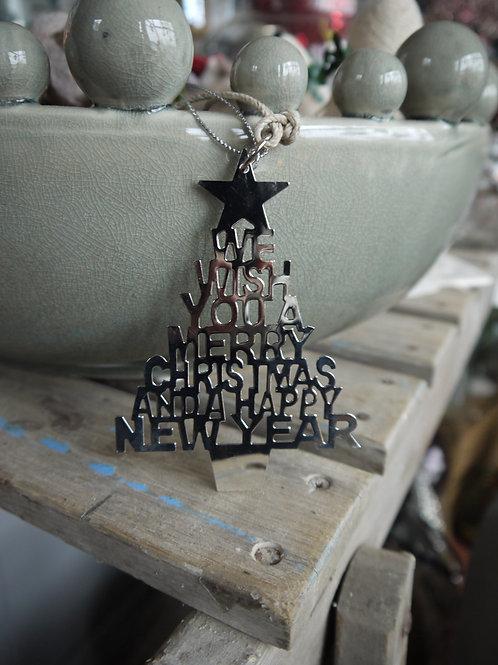 We Wish You Tree