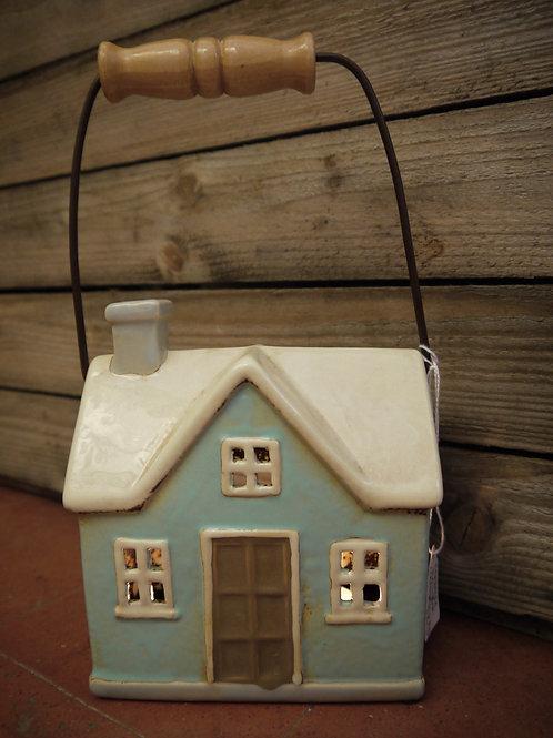 Ceramic Tealight House