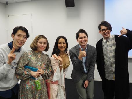 HAFU TALK第1回イベント@大阪グランフロントーッ!