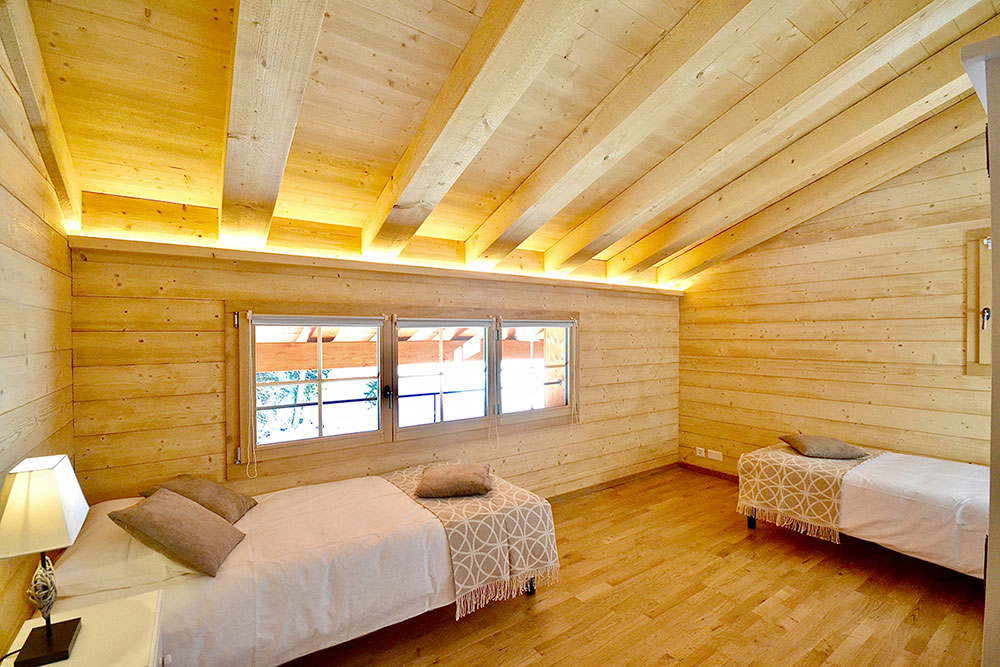 chambre 2 lits 1er