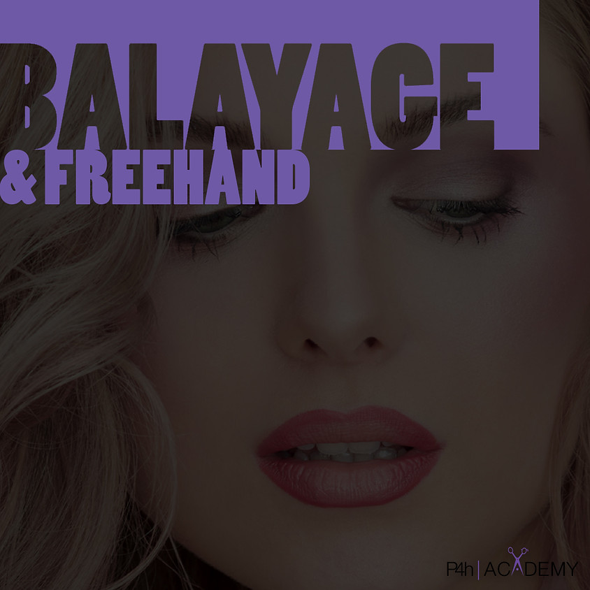 Balayage & Freehand