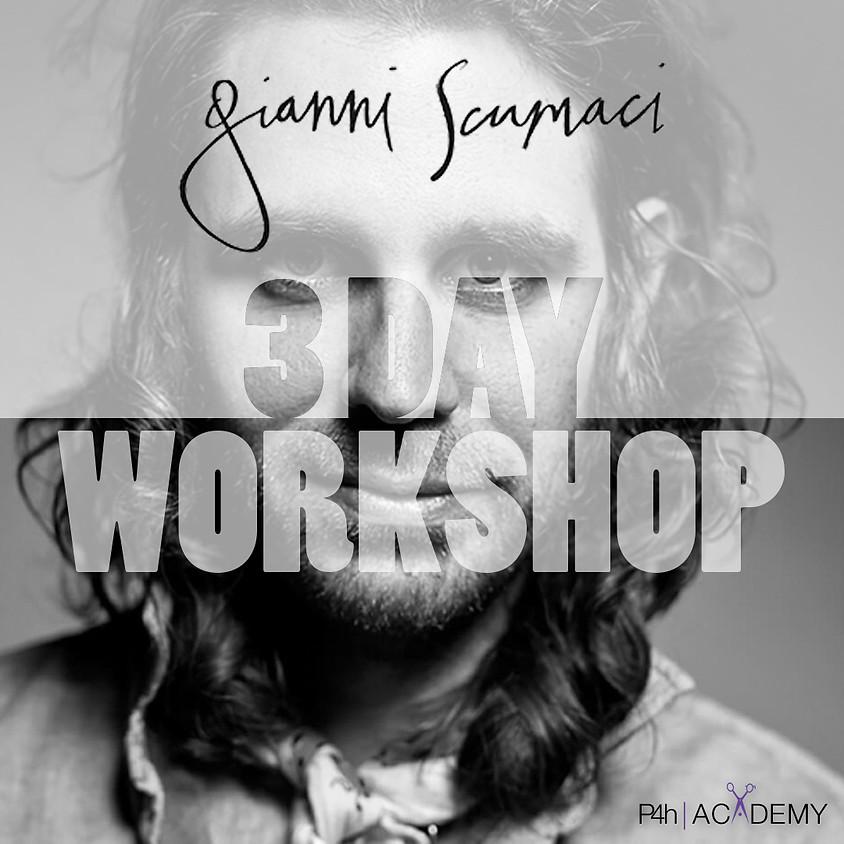 Gianni Scumaci   3 Day Workshop