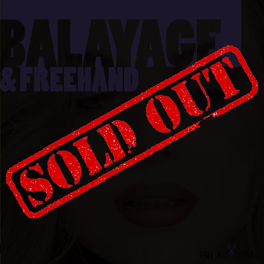 Balayage & Freehand With Charlotte Sawyer