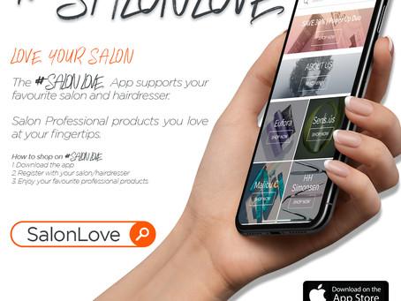 Make #SalonLove Your Business Partner